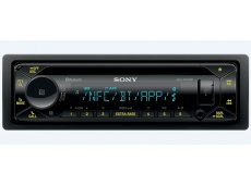 Sony - MEX-N5300BT - Car Stereos - Single DIN