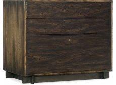 Hooker - 1654-10466-DKW1 - File Cabinets