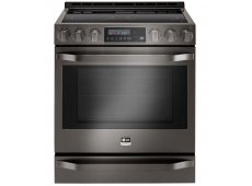 LG - LSSE3030BD - Slide-In Electric Ranges