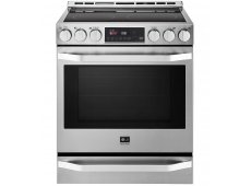 LG - LSSE3027ST - Slide-In Electric Ranges
