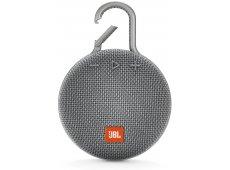 JBL - JBLCLIP3GRYAM - Bluetooth & Portable Speakers