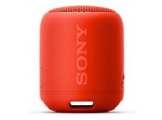 Sony - SRSXB12/R - Bluetooth & Portable Speakers