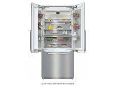 Miele - 38298101USA - Built-In French Door Refrigerators