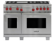 Wolf - DF486G - Dual Fuel Ranges