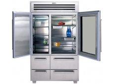 Sub-Zero - 648PROG - Built-In Side-by-Side Refrigerators