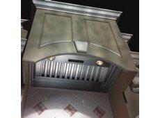 Best - PIK33 - Custom Hood Ventilation