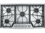GE Monogram - ZGU385NSMSS - Gas Cooktops