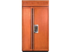 Sub-Zero - BI-42SD/O - Built-In Side-by-Side Refrigerators