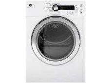 GE - DCVH480EKWW - Electric Dryers