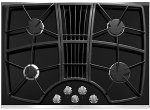 KitchenAid - KGCD807XSS - Gas Cooktops