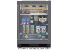 Sub-Zero - UC-24BG/O-RH - Wine Refrigerators and Beverage Centers