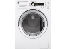 GE - WCVH4800KWW - Front Load Washing Machines