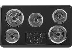 Maytag - MEC4536WB - Electric Cooktops