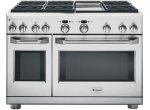 GE Monogram - ZGP486NDRSS - Gas Ranges