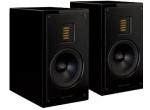MartinLogan - LX16GBL - Bookshelf Speakers