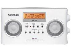 Sangean - PRD5W - Clocks & Personal Radios