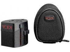 Tumi - 014385D BLACK - Power Converters & Travel Adapters