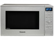 Panasonic - NN-SD681S - Built-In Microwaves With Trim Kit