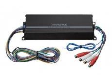 Alpine - KTP-445U - Car Audio Amplifiers