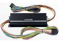 Alpine - KTP-445A - Car Audio Amplifiers