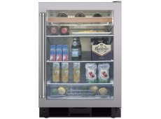 Sub-Zero - UC-24BG/S/PH-RH - Wine Refrigerators and Beverage Centers