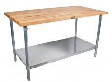 John Boos - SNS02 - Carts & Cutting Boards