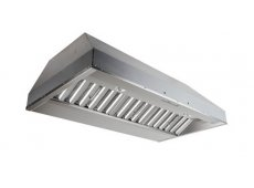 Best - CP55IQ429SB - Custom Hood Ventilation