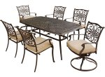 Hanover - TRADITIONS7PCSW - Patio Dining Sets