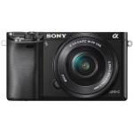 Sony Alpha A6000 24.3 Megapixel Black Mirrorless Digital Camera