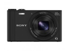 Sony - DSC-WX350/B - Digital Cameras