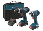 Bosch Tools - CLPK234181 - Cordless Power Tools