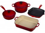 Le Creuset - MS1406-67 - Cookware Sets