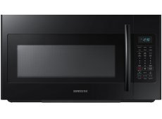 Samsung - ME18H704SFB - Over The Range Microwaves