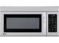 LG - LMV1831ST - Over The Range Microwaves