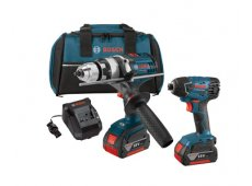 Bosch Tools - CLPK222-181 - Cordless Power Tools
