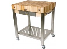 John Boos - CUCT24-D - Carts & Cutting Boards