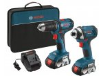 Bosch Tools - CLPK26-181 - Cordless Power Tools