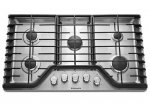KitchenAid - KCGS356ESS - Gas Cooktops