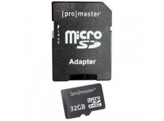 ProMaster - 1555 - Micro SD Cards