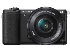 Sony - ILCE-5100L/B - Digital Cameras