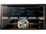 Pioneer - FH-X820BS - Car Stereos - Double Din