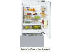 Miele - KF1903VI - Built-In Bottom Freezer Refrigerators