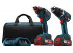 Bosch Tools - CLPK233WC-02 - Cordless Power Tools