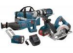 Bosch Tools - CLPK402-181 - Cordless Power Tools