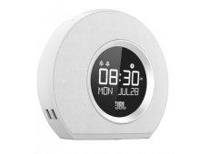 JBL - JBLHORIZONWHTAM - Clocks & Personal Radios
