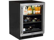 Marvel - ML24BCG1RS - Wine Refrigerators and Beverage Centers