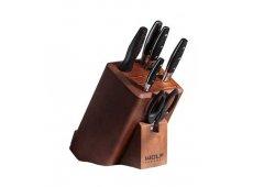 Wolf Gourmet - WGCU100S - Knife Sets
