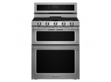KitchenAid - KFDD500ESS - Dual Fuel Ranges
