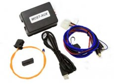 NAV-TV - KIT008 - Car Audio Cables & Connections