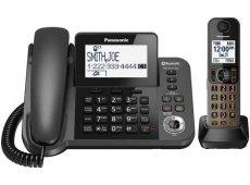 Panasonic - KX-TGF380M - Corded Phones
